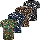 MENS-CAMOUFLAGE-T-SHIRT-CAMO-ARMY-COMBAT-MILITARY-HUNTING-FISHING-TOP-VEST-PLUS-SIZE-M-5XL