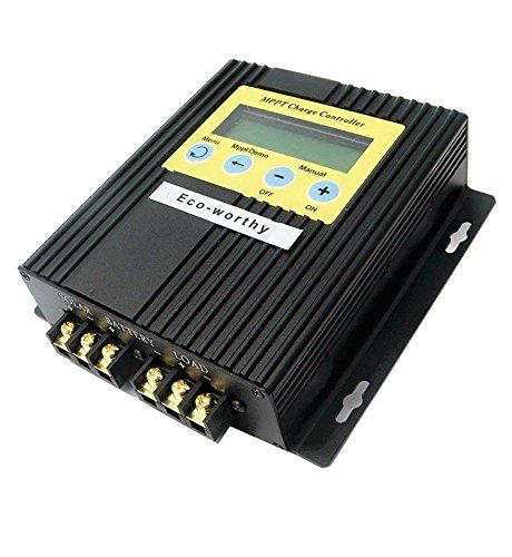 20 A 12 V 24 V automatique Régulateur MPPT contrôleur de charge solaire  pour système 6f38d9f5b591