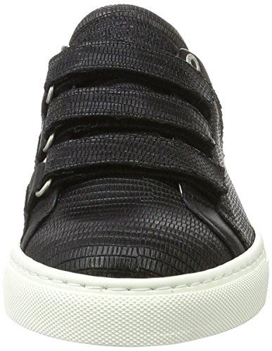 Pantofola d'Oro - Biasca Donne Low, Pantofole Donna nero (nero)