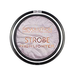 Makeup Revolution Strobe Highlighter, Lunar, 7.5g