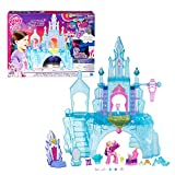 My Little Pony B5255 Explore Equestria Toy Crystal Empire Castle Light Up Playset