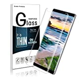 Galaxy Note 8 Protection Écran,Verre Trempé Galaxy Note 8,Soyion Couverture Complèt Film Protection en Verre Trempé écran Protecteur Vitre Pour Samsung Galaxy Note 8 Anti Rayures