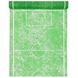 Santex Chemin de Table Football Vert 30cm x 5m (x1) REF/3832