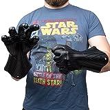 Sw Darth Vader Silikon-Ofenhandschuhe, 2er-Pack