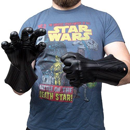 SW Darth Vader–Guante de silicona, 2unidades