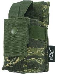 BE-X Modulare Funkgeräte / GPS Tasche mit verstellbarer Sicherung - rooikat