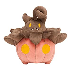 Pokemon Center Plush Doll Pitrouille / Pumpkaboo