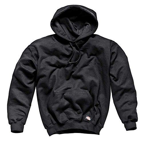 Dickies sh11300BK L tamaño grande con capucha sudor camiseta–negro Dickies