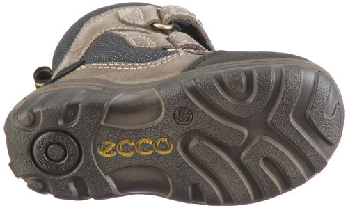 Ecco Track Uno 750761 Unisex - Kinder Stiefel Schwarz/WARM GREY 54944