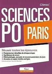 Concours de Sciences Po Paris - Réussir toutes les épreuves