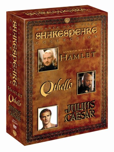 Shakespeare Collection [4 DVDs]