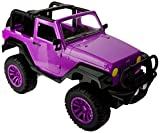Jada Toys RC Jeep Wrangler GirlMazing Pink