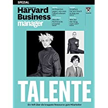 Harvard Business Manager Spezial 2018: Talente