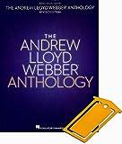 The Andrew Lloyd Webber Anthology – 63 ORIGINAL MUSICAL SONGS FÜR KLAVIER UND GESANG mit praktischer Notenklammer [Noten/sheet music]