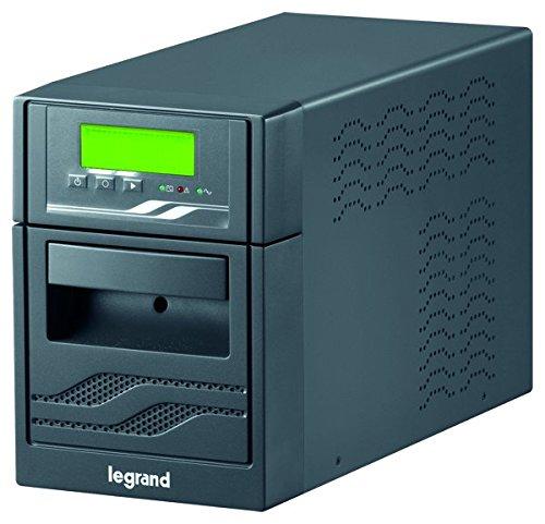 LEGRAND SAI MONOFASICO 310006 - SAI NIKY S 1 KVA IEC USB-RS232