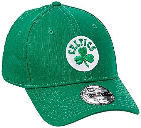 New Era NBA BOSTON CELTICS Team 9FORTY Game Cap