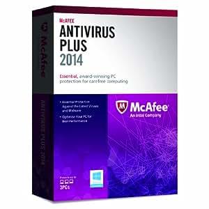 McAfee AntiVirus Plus 2014 - 3 User (PC)