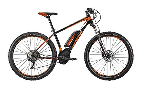 Whistle E-Bike B-WARE HF 29\'\' 10-V taglia 51.5 Bosh CX Cruise 400Wh 2018 PURION (eMTB Hardtail) / E-Bike B-WARE HF 29\'\' 10-S size 51.5 Bosh CX Cruise 400Wh 2018 PURION (eMTB Hardtail)