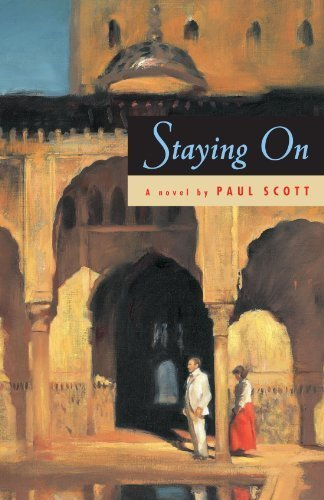 Staying On: A Novel (Phoenix Fiction) by Paul Scott (1998-10-01)