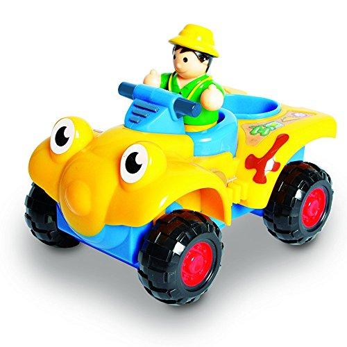 WDK PARTNER - A0902780 - Jeux d'éveil - Ralph le quad Wow Toys