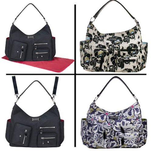 amy-michelle-black-red-lined-lotus-bebe-stylish-satchel-diaper-bag