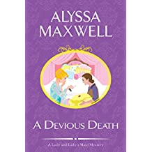 A Devious Death (Lady and Lady's Maid Mystery)