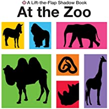 A Lift-The-Flap Shadow Book at the Zoo (Lift-The-Flap Shadow Books)
