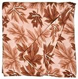 #6: Ganpati Fleece Double Duvet Cover - Brown