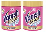 Vanish Gold Poudre Detachante 470 g Lot de 2