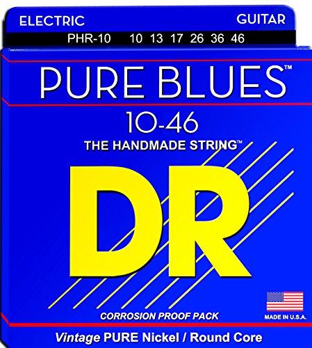 DR String PHR-10 Pure Blues Set di corde per chitarra elettriche