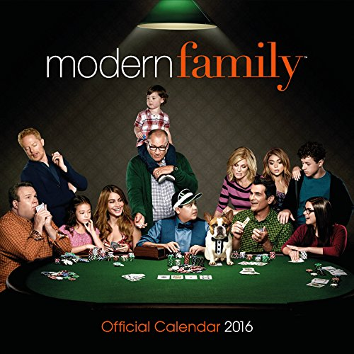 The Official Modern Family 2016 Square Calendar