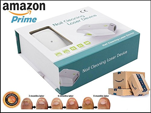 Nail Fungus Fungal Infection Treatment Laser Device Onychomycosis Cure – For Home Use