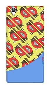 ZAPCASE Printed Back Cover for VIVO Y51L