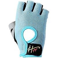 ce0374bfcf8ad6 XQING Sommer Fitness Halbfinger Handschuhe Sonnenschutz Dünne Handschuhe  für Outdoor Sport Reiten, Gewichtheben Rutschfeste Handschuhe