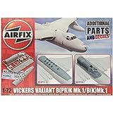 Airfix 1:72 Vickers Valiant Photo-Reconnaissance and Refueller Aircraft Model Kit