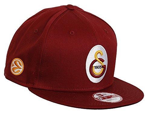 New Era Europeleague Galatasaray Istanbul 9Fifty Snapback Cap (Red 6ae96c895