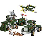 Yyz Série Militaire Blocs de Construction pour l'assemblage de Jouets Avions SWAT...