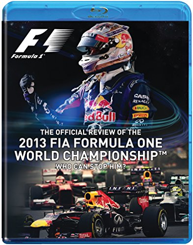 Formula One World Championship Formel 1 2013 The Official Review [Blu-ray]