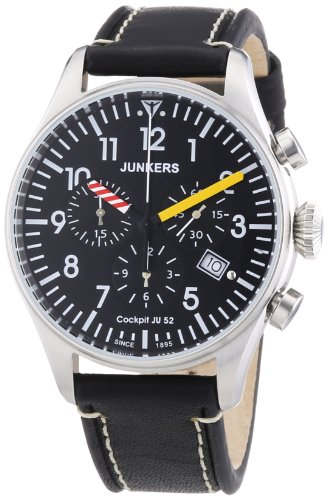 Junkers Cockpit JU52