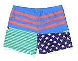 Chkokko Boys's Swimwear(5-6 Years)