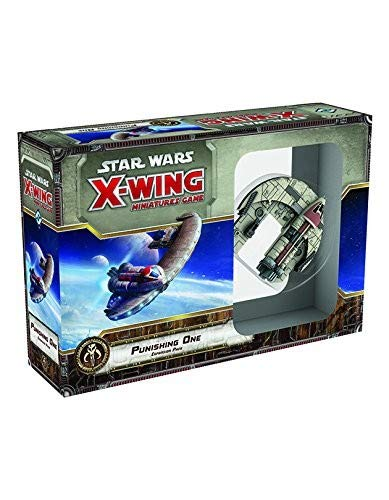 (Star Wars: X-Wing Punishing One Miniature Expansion Pack)