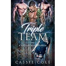 Triple Team: A Military Reverse Harem Romance (English Edition)