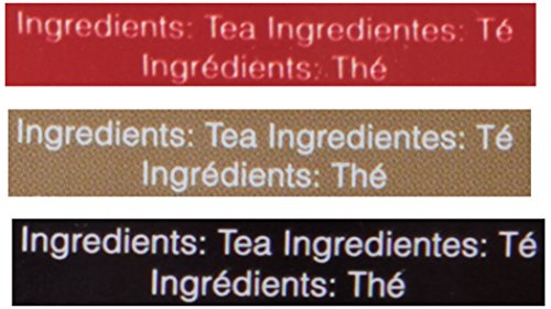New English Teas English Icons Traditional English Teas Triple Tin Gift Pack 84 g