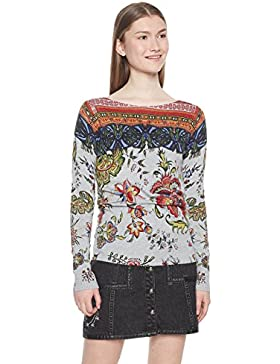 Desigual Jers_Chintz, suéter para Mujer
