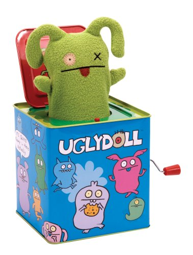 IN THE BOX (Ugly Doll Ox)