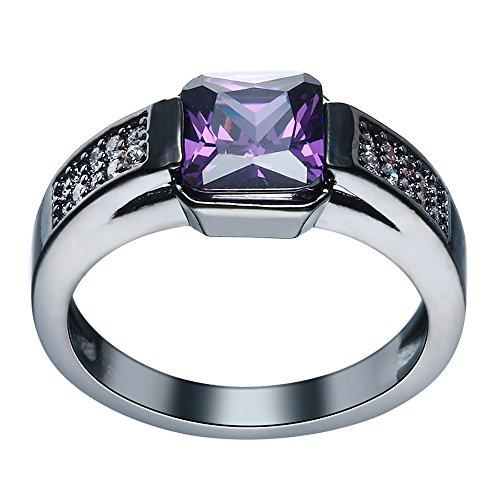 toyobuy-femme-bague-solitaire-amethyste-cristal-acier-inoxydable-bijou-elegante-9