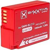 Baxxtar Pro Energy batterie pour Panasonic DMW BLC12 E réel 1000mAh batterie intelligente pour Lumix DMC GX8 G70 G81 G7 G6 G5 FZ2000 FZ1000 FZ300 FZ200 etc.