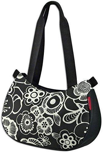 KLICKfix Farradtasche Stylebag Fleur 0262FS