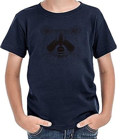 Raccoon T-shirt garçon 12+ yrs