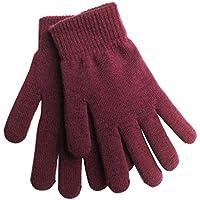 Warme Strickhandschuhe Touch Screen Telefinger Damen Mädchen Bequem Handschuhe